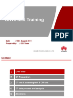 Huawei - Drive Test Training