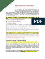 Breve Historia Constitucional de Guatemala