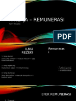 Kinerja Remunerasi [Recovered]