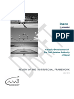 Review Institutional Framework