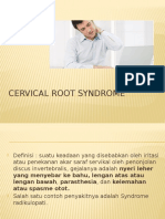 Cervical Root Syndrome.pptx