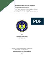Instrumen Evaluasi Program Bk