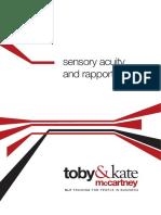 Notes 4 Sensory Acuity