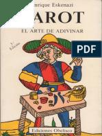 151834199 Eskenazi Enrique Tarot El Arte de Adivinar