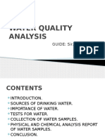 WATER QUALITY  ANALYSIS.pptx
