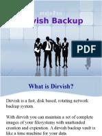 Session 10 - Dirvish backup in ubuntu