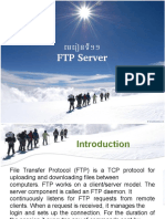 Session 11 - Very Secure FTP Daemon Setup in ubuntu