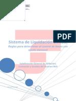 Sistema Liquidacion Directa