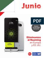 Revista Vodafone Junio 2016
