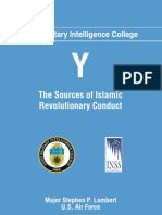 The Sources of Islamic Revolutionary Conduct lambert U.S Air Force