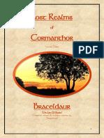 Braceldaur of Cormanthor by Phasai