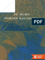 Marlen Haushofer, El Muro