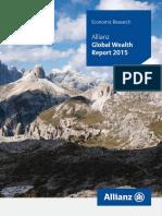 Wealth Report 2015 Allianz