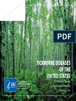 Tick Borne Diseases of the United States