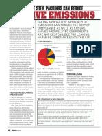 Valve Magazine Reduce Emissions