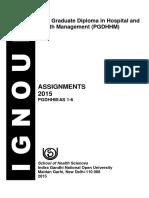 Assignment 2015