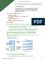 Plastics Part Design and Moldability