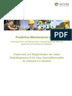 Predictive Maintenance Mit R