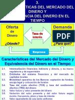 Características Del Mercado Del Dinero y Equivalencia Del Dinero en El Tiempo (3)