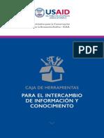 Caja de Herramientas Para El Intercambio de Informacion y Conocimiento Final 1