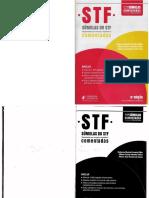 Súmulas Do STF Organizadas e Comentadas - Albino Vieira e Outros -2015