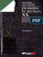 Anton Hugli, Poul Lubcke - Filosofia in Secolul XX, Vol. I