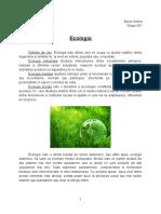 Referat Ecologie