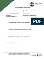 Modelo Relatório Semanal de Avaliação.doc
