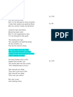 piggyback poem revised