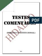 Arquivo 6 125 Questoes Comentadas de Direito Constitucional