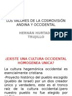 Cosmovision Andina - Occidental