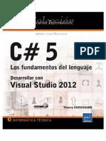 C# 5 Los Fundamentos Del Lenguaje (2012)