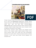 Kolonialisme Dan Imperialisme Portugis Di Indonesia