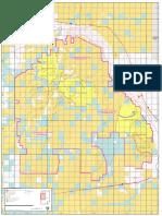 Organ Mountains-Desert Peaks Complex Map