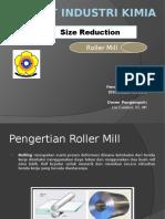 Fenny Dwi Ayu Diah (03031181419019) Roller Mill
