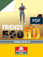 Friends 500 Hd Brochure