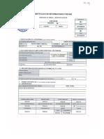 Certificado de Informes Previos Ex Fundo Conchali Los Vilos