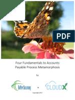 Four Fundamentals to Accounts Payable Process Metamorphosis