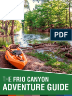 Frio Canyon Adventure Guide | by River Bluff - Frio River Cabins Near Garner & Lost Maples State Parks