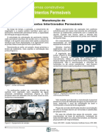Manual de pavimentos permeaveis