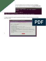 Proyecto Servidor Correo Linux