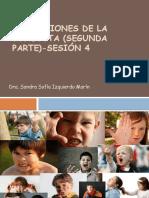 Sesión 4 Alteraciones de La Conducta Segunda Parte