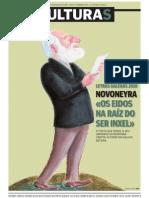Uxío Novoneyra.Suplemento Culturas.La Voz de Galicia.Día das Letras Galegas 2010