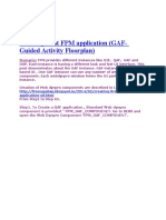 Sap Fpm Application Examples