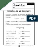 Cardinal de conjuntos