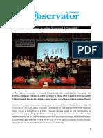 """Elevii călărăşeni, pe podium la concursul """"LeFrancophile"""".pdf"""