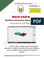 Crea Animación Robotica Con Block CAD
