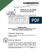 Proyecto de Ley Nº 5347-2015-CR