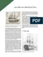 Classificazione Delle Navi Della Royal Navy