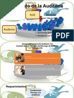Diapositiva Contrato de La Auditoría